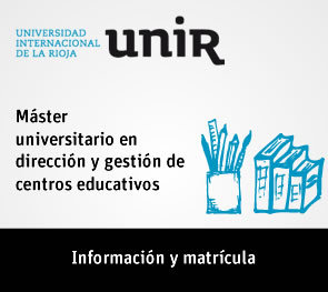 Mster universitario en direccin centros educativos