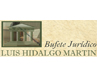 Bufete Jur&iacute;dico Luis Hidalgo Mart&iacute;n